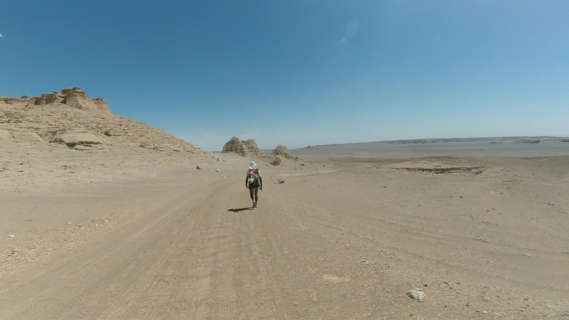 Race #3: The Gobi Inferno