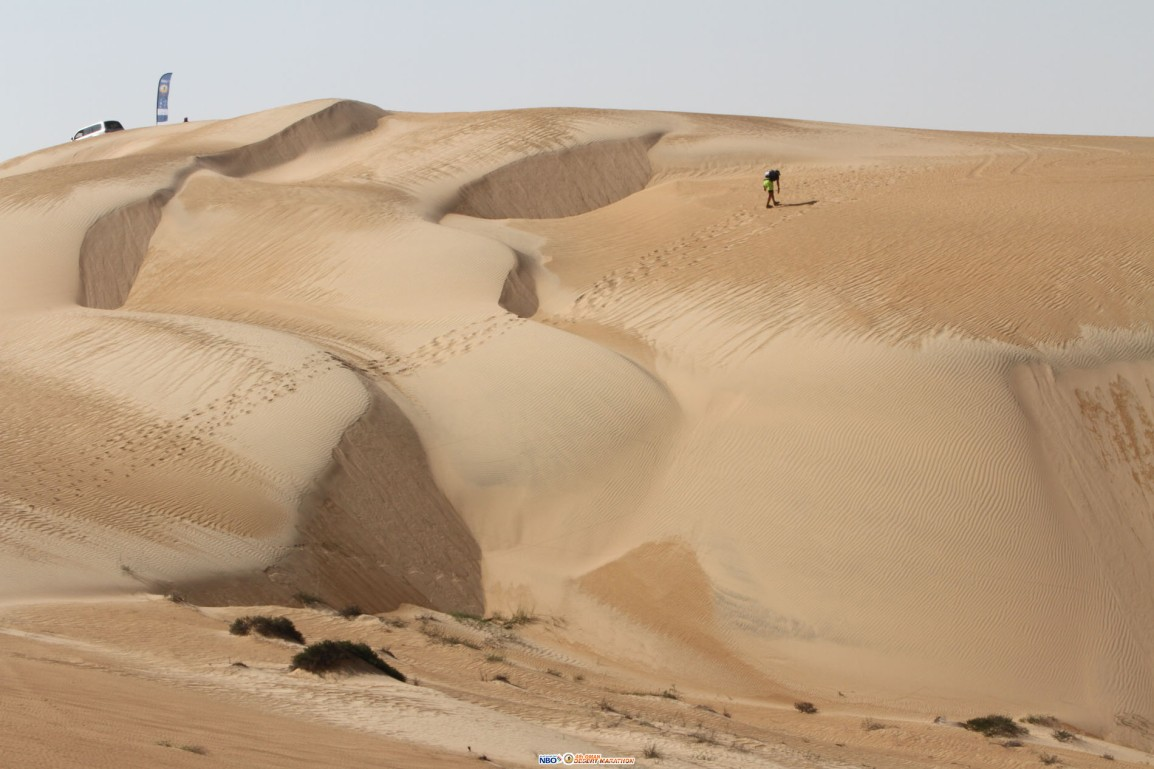 Race #7: Oman Desert Marathon – The Pursuit of Immortality